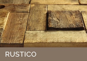 RUSTICO Tiles by Renaza - Versatile Reclaimed Hardwood Timber Wall Cladding