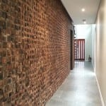 Rustico 308 Feature Wall Cladding in residential hallway
