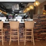 Renaza Reclaimed Timber Tile – Silva 601 – Sushi Station
