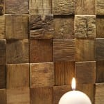 Renaza Reclaimed Timber Tiles – Rustico 302 – Brindabella Bathrooms Sydney Copyright Eliot Cohen - Zeitgeist Photographyemail: eliot@zeitgeist.com.au