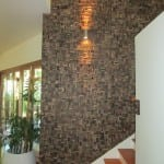 Rus 303 Feature Wall - Rustico reclaimed Timber Tiles