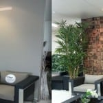 Ofo – high end outdoor furniture store goldcoast – before & after