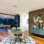 Rus 301 - residential interior featured recycled timber tiles by Renaza