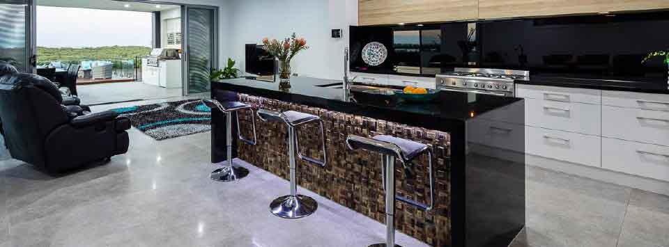 Rustico 308 Kitchen Feature