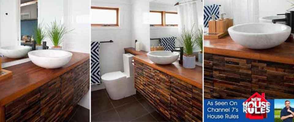 Silva 301 interlock Bathroom Feature