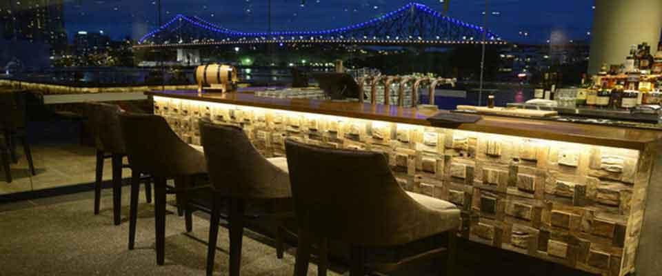 gorgeous bar - stunning views   rustico 304   dressed to impress